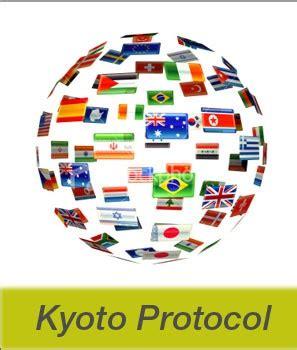 Essay about kyoto protocol